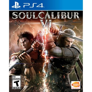PS4 Game SOULCALIBUR VI for PlayStation 4 [English Only]