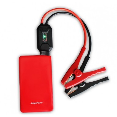 JumpsPower AMG6S Powersports Battery - Pocket Jump Starter With Ingenious Spark-proof Clamp
