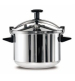 Tefal Authentic Stainless Steel Pressure cooker 10.Ltr