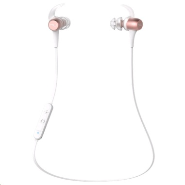 Optoma NuForce BE Sport3 Wireless Bluetooth In-ear Headphones - Rose Gold