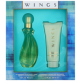 Giorgio Beverly Hills Wings for Women Eau de Toilette Spray 90ml and Perfumed Body Moisturizer 100ml