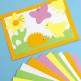 A4 Bright Coloured Card